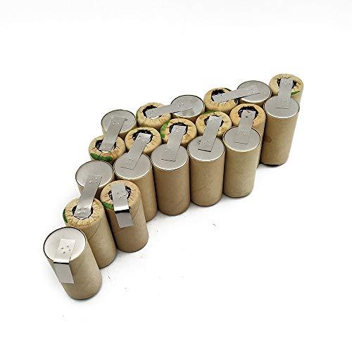 Seilylanka 3000 mAh per kress 24 V Ni MH Pacco batteria CD APH 240 APH240 per l'auto-installazione