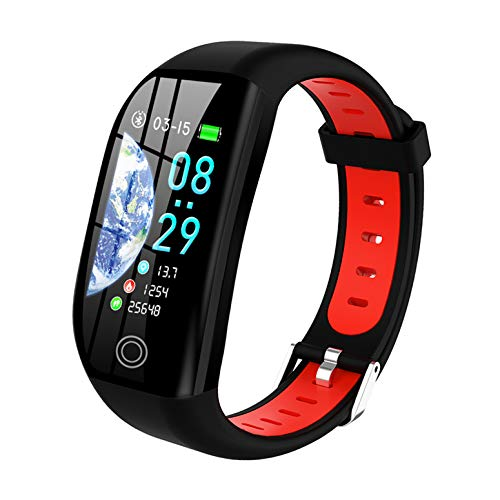 Tipmant Fitness Trackers, IP68 Waterproof Fitness Tracker with Heart Rate Monitor Pedometer Calorie Counter Step Counter Sleep Monitor Health Exercise Smart Watch Activity Tracker for Women Men Kids