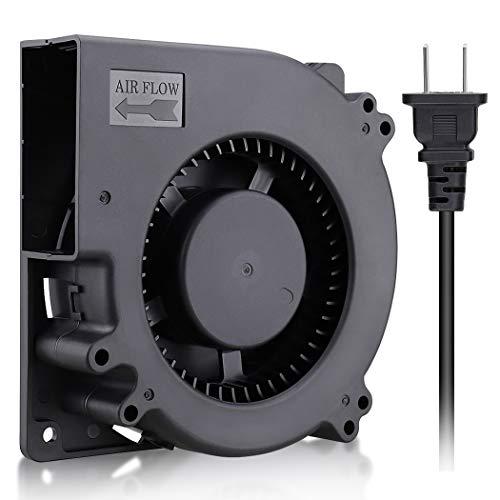 Wathai EC 120mm x 32mm Duall Ball High Airflow Centrifugal Blower Fan AC 110V 115V 120V 220V 240V