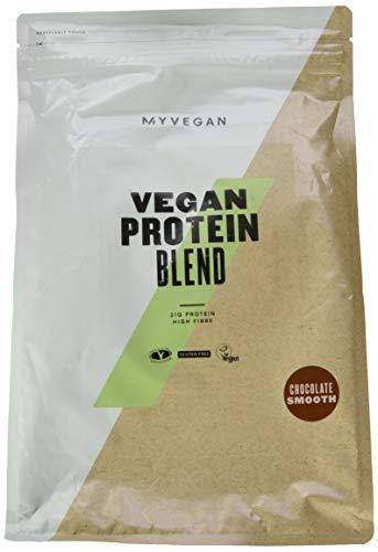 Myprotein Vegan Protein Blend Chocolate Smooth, 1er Pack 1 x 1000 g