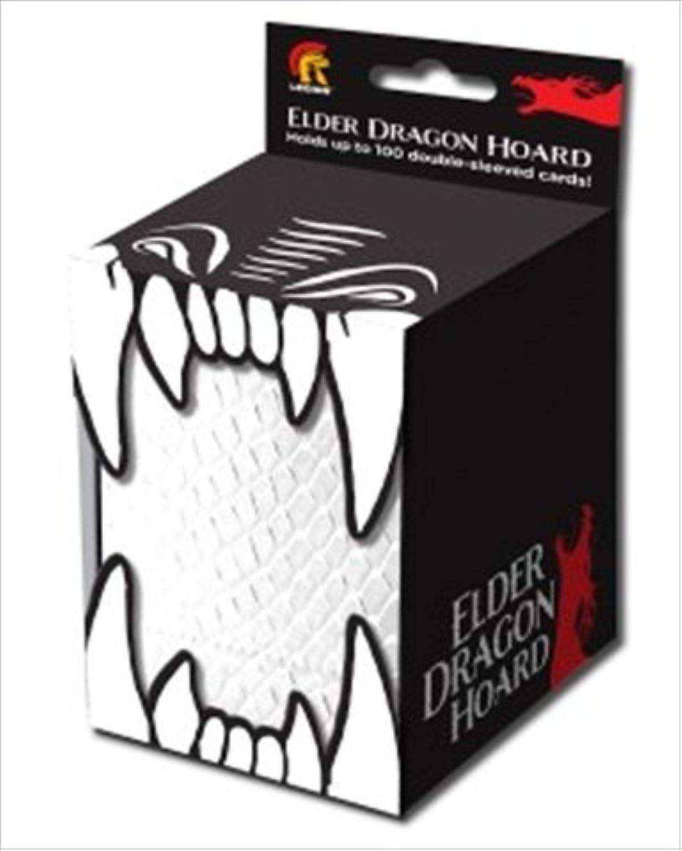 Legion Supplies BOX455 - Deckbox - Hoard - Elder Dragon, weiß B00PGC1U8I Spielzeugwelt, glücklich und grenzenlos  | Hochwertige Materialien