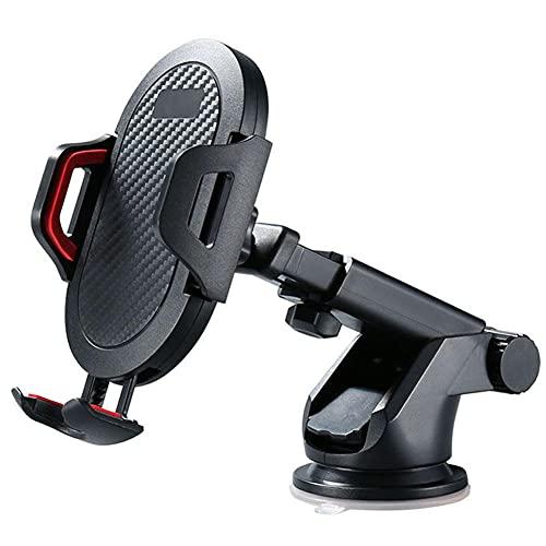 YHDNCG Teléfono de coche Holde, soporte de teléfono de coche, soporte de teléfono de coche giratorio de 360 grados, interior automotriz, soporte de teléfono de coche GPS