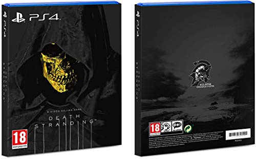 Death Stranding Standard Edition (Higgs Variant) (Exclusive to Amazon.co.uk)