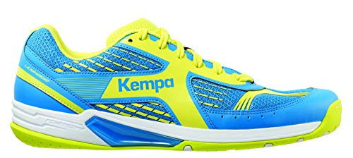 Kempa Herren Wing Sneakers, Blau (02), 44.5 EU