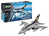 Revell RV03853 Tornado GR.4 Farewell Plastic Model kit, Unpainted