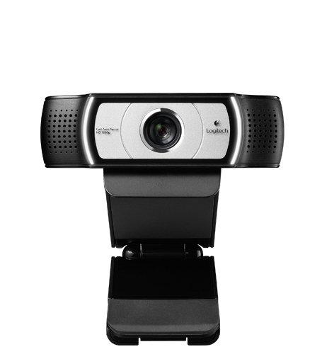 Logitech 960-000972 - Webcam C930e Hi-Speed USB - Warranty: 2Y
