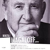 Magaloff-Debussy/Faure/Ravel