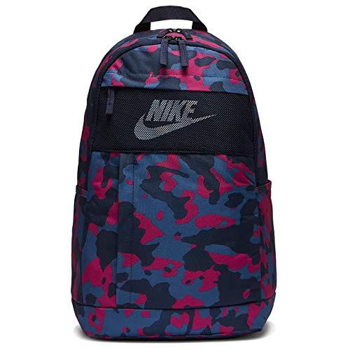 Nike CK5727 Mochila 451 azul, única