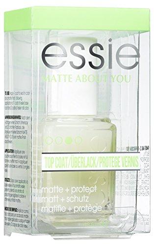 Essie Überlack matte about you Nagelpflege, 13,5 ml