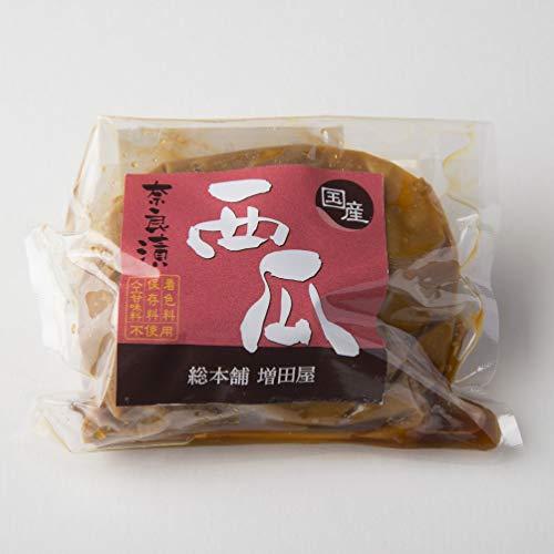 西瓜 奈良漬 1個入り 奈良で作りました 和歌山県産 スイカ 使用