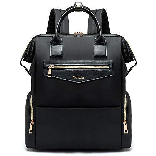 Tzowla Laptop Backpack College Scho…