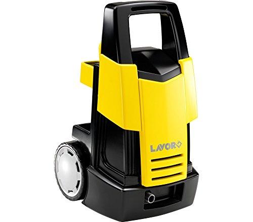 Lavorwash Wave 110 Vertical Eléctrico 330l/h 1700W Negro, Amarillo Limpiadora de alta presión o Hidrolimpiadora - Limpiador de alta presión (Vertical, Eléctrico, Negro, Amarillo, Aluminio, 330 l/h, 110 bar)