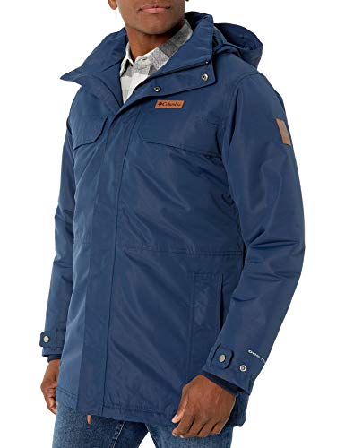Columbia Men's Rugged Path™ Parka, Collegiate Navy ,Small
