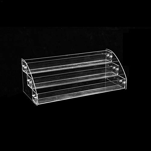 Nagellak standaard nagellak organizer nagellak standaard sieradenuitval helder acryl nail polish opslag houder table rek display 2/3/4/5/6/7 dieren drei schicht transparant
