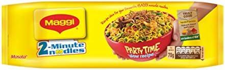 Maggi 2 Minutes Masala Noodles