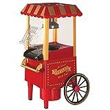 SA Products Carnival Popcorn Maker – Nostalgia Popcorn Maker Machine – Movie Night