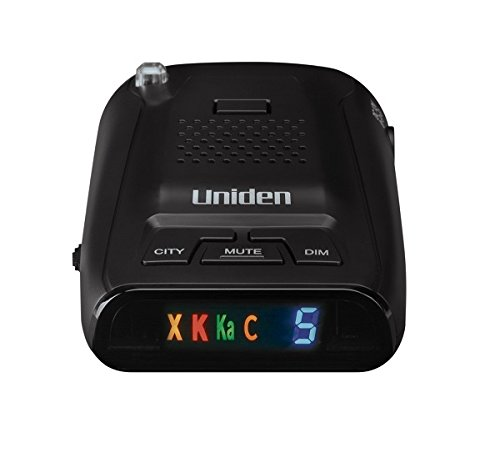 Find Discount Uniden DFR3 Long Range Laser/Radar Detector with 360 Degree Protection, 3 Modes, Highw...
