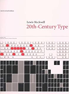 Twentieth-Century Type, New and Revised Edition