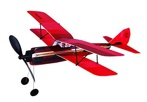 Hape E824698 Flugzeug, rot