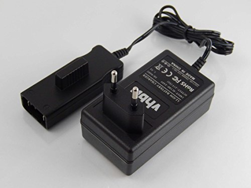 vhbw 220V Netzteil Ladegerät Ladekabel passend für Werkzeug Gardena THS Li-18/42 Telescopic Accu Hedge Trimmer, Trimmer EasyCut and ComfortCut