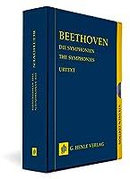 輸入楽譜/スコア(セット)/ベートーヴェン:交響曲全集 9巻セット(スリップケース入り)