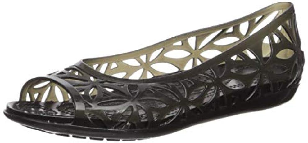Crocs Women's Isabella Jelly Ii Flat W Sandal