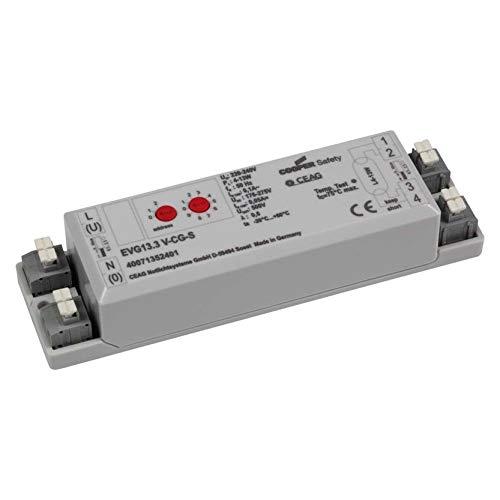 CEAG Notlichtsysteme Vorschaltgerät EVG 13.3 V-CG-S 4-13VA 230V Vorschaltgerät 4012539325314