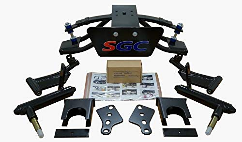 Smart Parts 6' SGC Double A-Arm Lift Kit for Club Car DS 1982-2003