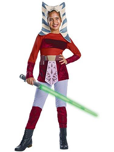 Rubie's Ahsoka Kostüm Clone Wars Kinder