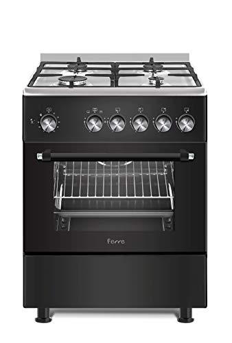 Ferre F6TS40G2 60 x 60 cm Independiente Encimera de gas cocina