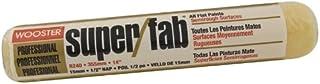 فرشاة ووستر 1/2-بوصة Nap Super/Fab غطاء الدوارة