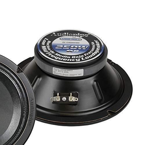 1 Pair of AudioPipe APMB-8SB-C 8