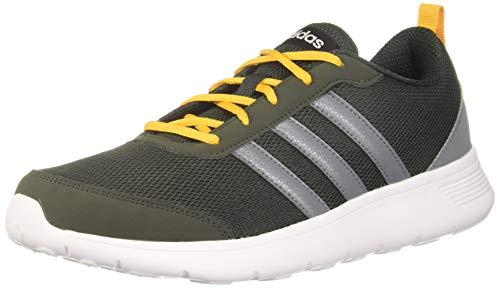 Adidas Men's HYPERON M LEGEAR/VISGRE/CBLACK/ACTG Running Shoes-8 UK/India (42 EU) (CL7341_8)