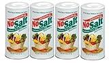 NoSalt Original Sodium-Free Salt Alternative, 11 oz (Pack of4)