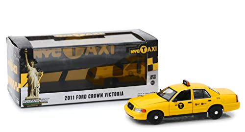 Greenlight 86164 1: 43 2011 Ford Crown Victoria - NYC Taxi