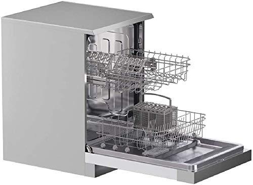 Lavavajillas A++ | Con 5 Programas de Lavado | 60 cm de Ancho | Libre Instalación | Acabado en Acero Inoxidable