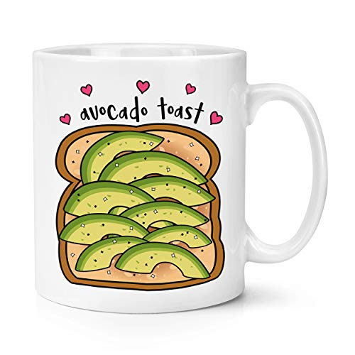 Avocat Toast en Tranches 10 oz Tasse