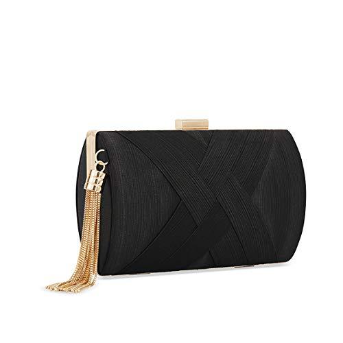 Bolso de embrague de noche para mujer, bolso de mano, bolso de boda, bolso de embrague de...