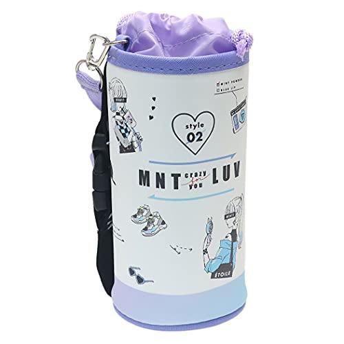 [ペットボトルホルダー]持ち手ベルト & バックル付き 保温保冷 ボトルケース/LIKEオルチャン