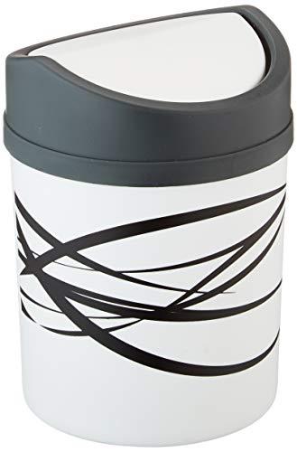 Unimet Tischabfallbehälter 9003, Mehrfarbig