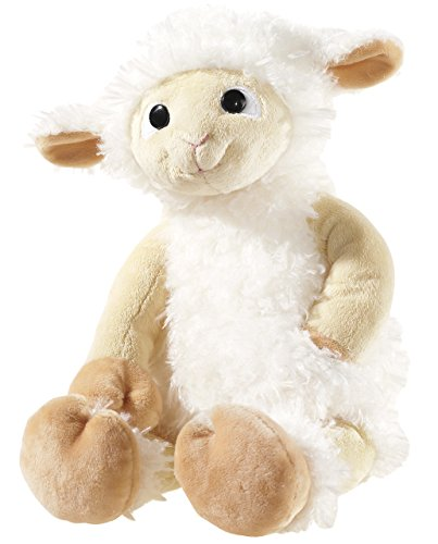 Heunec 765177- Friendsheep Wolly Sunshine Floppy 35 cm