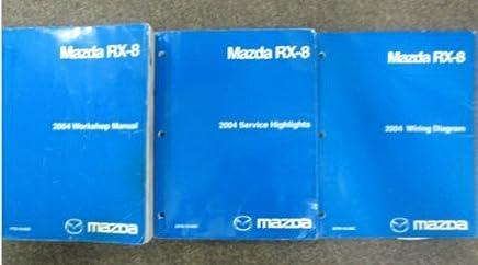 Amazon com: Mazda Rx8 Service Manual: Books