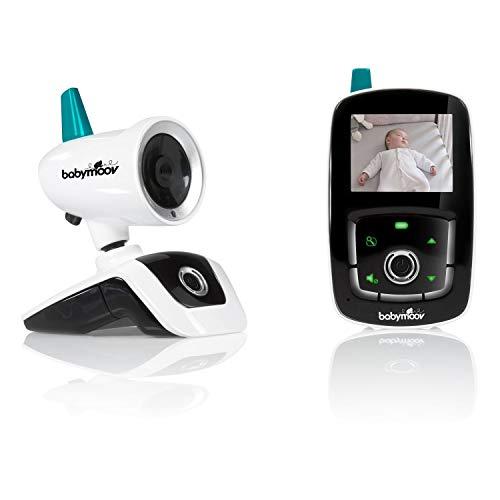 Babymoov Babyphone mit Kamera YOO-Care | 2,4 Zoll Display | Temperatursensor | Gegensprechfunktion | VOX-Funktion