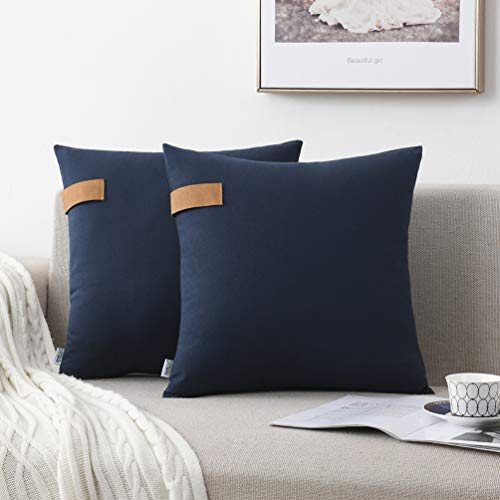 Cojines Cama Azul Marino cojines cama  Marca NordECO HOME
