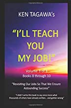 I'll Teach You My Job!  Volume 3