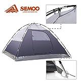 Zoom IMG-1 semoo tenda da campeggio familiare