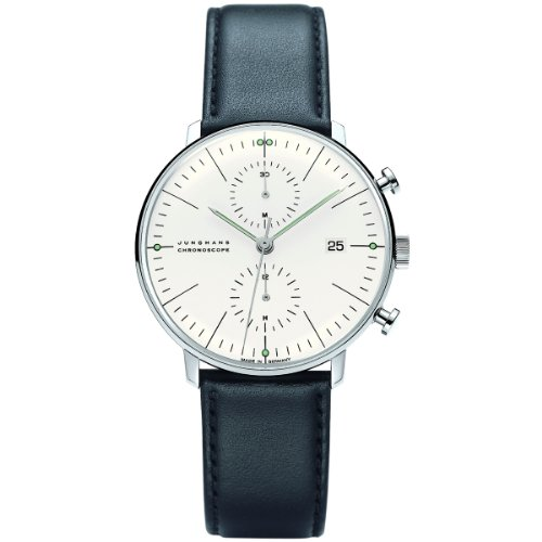 Junghans Max Bill Chronoscope Mens Automatic Chronograph...