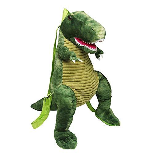 cookin Simulación de dinosaurio de peluche, animal, dinosaurio, mochila de muñeca, niño, regalo suave, dinosaurio, peluche, regalo para niños, juguetes de peluche y regalos de cumpleaños para bebé