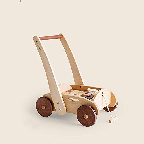FHOMDOD Baby-Gebäude Gleichgewicht Auto, Laufen Lernen EIN Gefühl der Balance, Spielzeug Baby-Wanderer zu bekommen, ist eine Gute Wahl for Kinder
