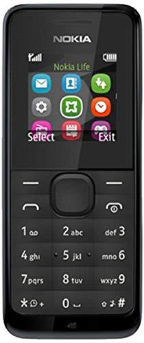 Nokia 105 ohne Vertrag schwarz